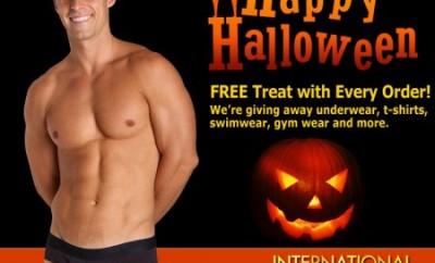 International Jock Halloween
