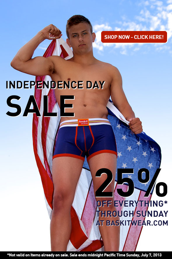 Baskit Independence Day Sale