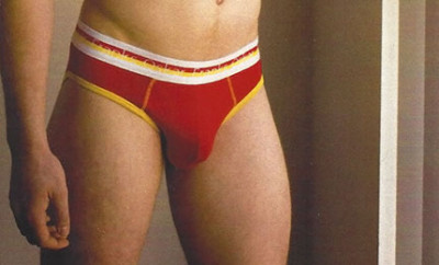 Oskar Franks Red Briefs