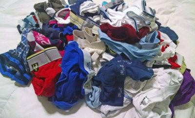 Underwear Purge UndiesGeek